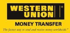 Western union money transfer 24 hr.