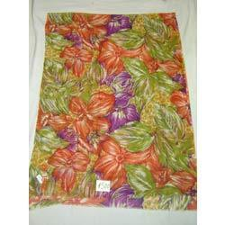 Item no 1500  Silk/wool Multi floral print shawls-scarves