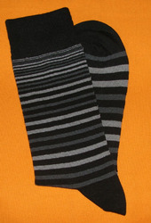 AOV /MN/ST/7 Men Stripe Socks