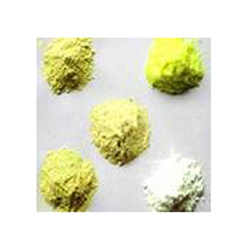 optical brightener hexa sulpho group