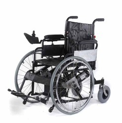 Motorized Dual Drive Wheelchair