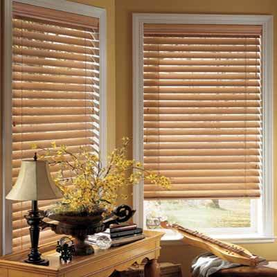 Horizontal Venetian Blinds