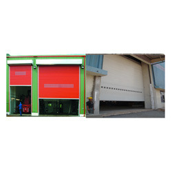 insulated double wall rolling shutters