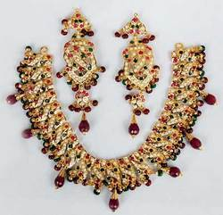 Jadau Necklace Set (02)