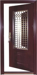 I-leaf Security Steel Door - ILS 22