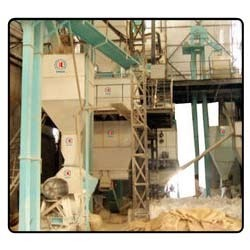 Semi Automatic Dal Mill Plant