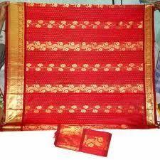 Kalamkari Vegetable Dyed Sarees