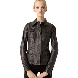 Womens Short Leather Jackets