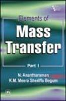 Elements Of Mass Transfer- Part 1