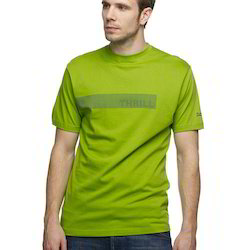 Men Round Neck T-Shirts