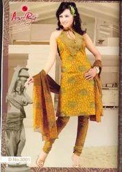 Indian Salwar Kameez Suit Designer Party Cotton Dress
