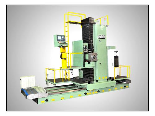 CNC Ram Type Milling Machine