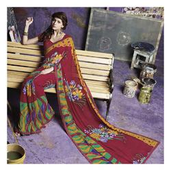 Ladies Printed Sarees