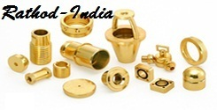 Customized Brass Parts