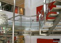 Atrium Railings for High Quality Malls