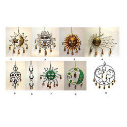 Wall Hanging Windchimes