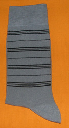 AOV /MN/ST/39B Men Stripe Socks