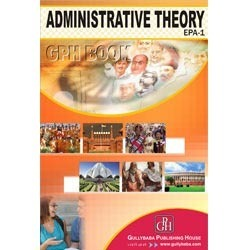 IGNOU BA Public Administration Books