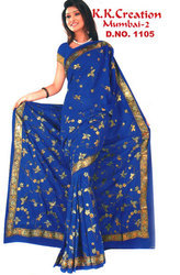 Exclusive Embroidery & Printed Sarees