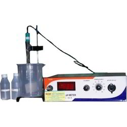 Ph Meter For Fabric Testing