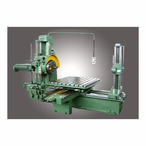 Table Type Boring & Facing Machine