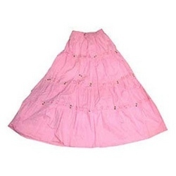 Cotton Mirror Skirts