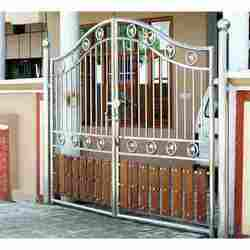 Commercial Steel Main Gates