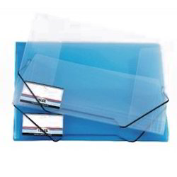 Transparent Document Case