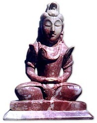God Shiva Marble Idol