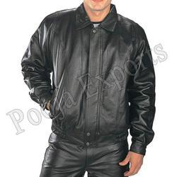 Mens Leather Jacket ( Product Code: JG309)