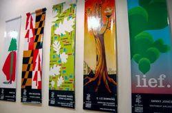 Flex Hanger Poster