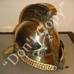 Antique Fire Helmets