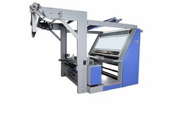 Fabric Inspection Machine (Roll Fold To Roll Fold)