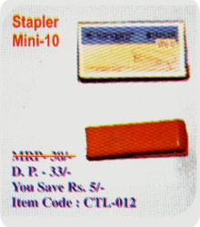 Stapler Mini Machine