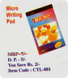 Micro Writing Pad