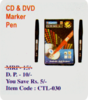 Cd & Dvd Marker Pen