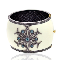 Designer Enamel Bangle Jewelry