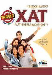 5 Mock Papers XAT Past Papers 2005-2011