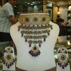 Bikaneri Kundan Jewellery