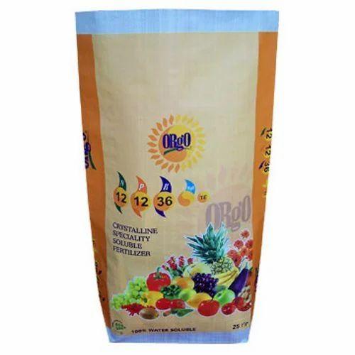 PP Fertilizer Packing Bag