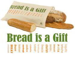 Calico Bread Bags