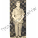 Army Soldier Statues