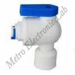 QC Manual Flushing Valve