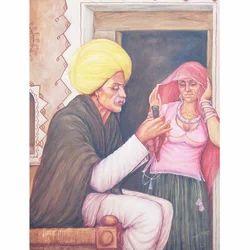 Rural+Rajasthani+Painting