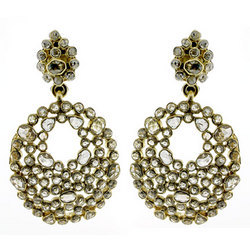 Ethnic Indian Diamond Jewelry