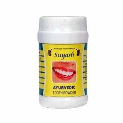 Suyash Ayurvedic Tooth Powder