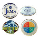 Epoxy Domed Stickers