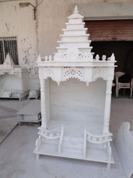 Beautiful Carved Temple from Marble