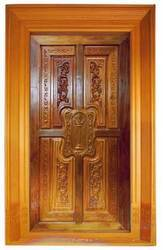 Traditional Manchari Door
