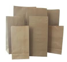 food safe kraft paper bags